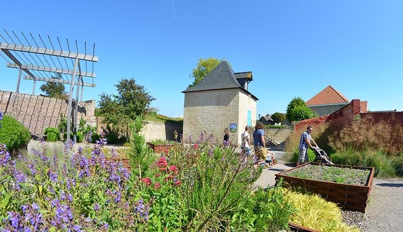 Image Le jardin de la Poudrière