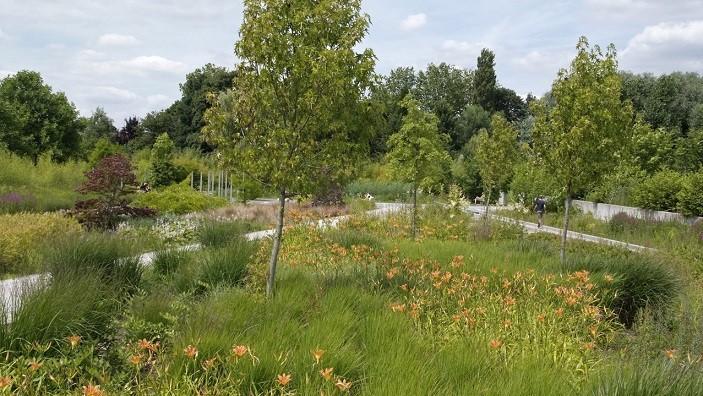 Image Les jardins du Colysée