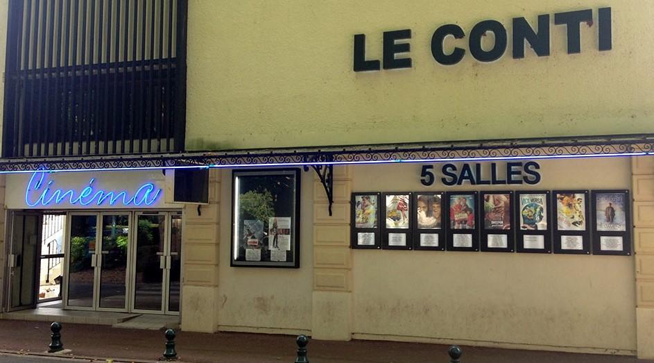 Image Cinéma Le Conti