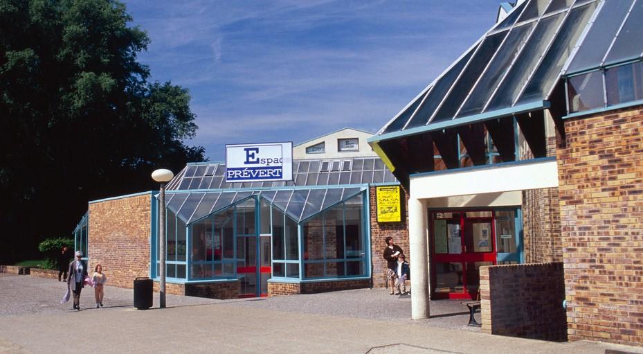 Image Cinéma de l Espace Prévert