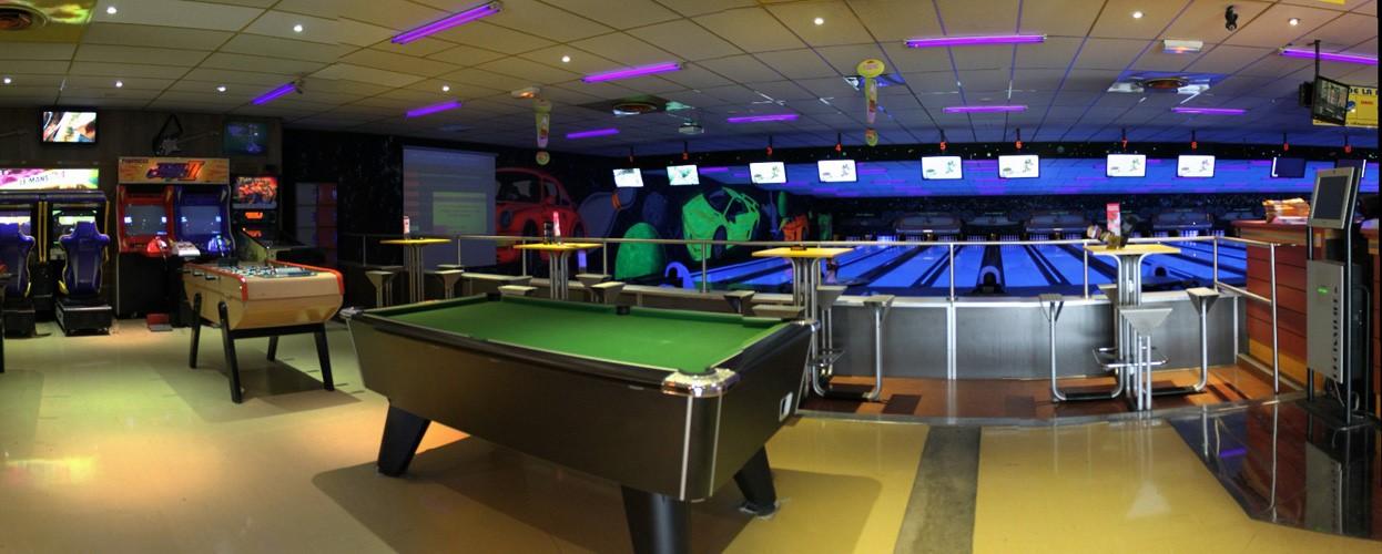 Image Bowling Besançon Palente