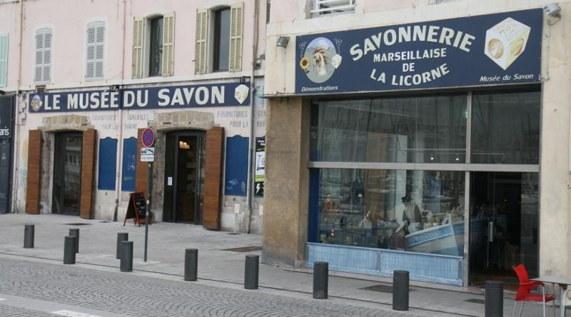 Image Musée du savon