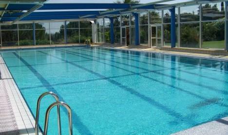 Image La piscine des Iris