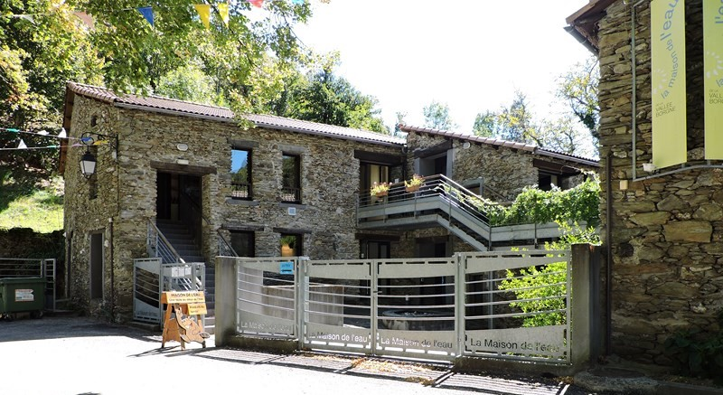 Image La Maison de l'Eau de la Vallée Borgne aux Plantiers