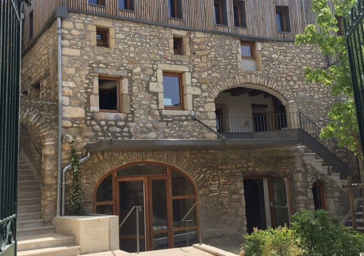Image La maison du grand site des gorges du Gardon