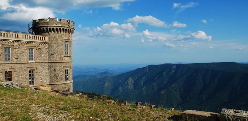Image Météosite du Mont Aigoual