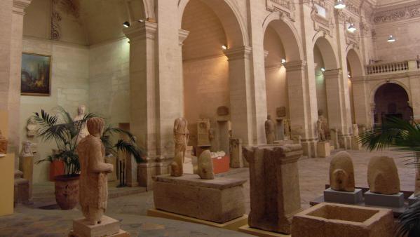 Image Musée Lapidaire