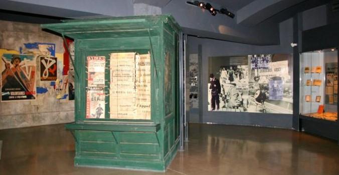 Image Musée d'Histoire Jean Garcin : 39-45 L'appel de la Liberté