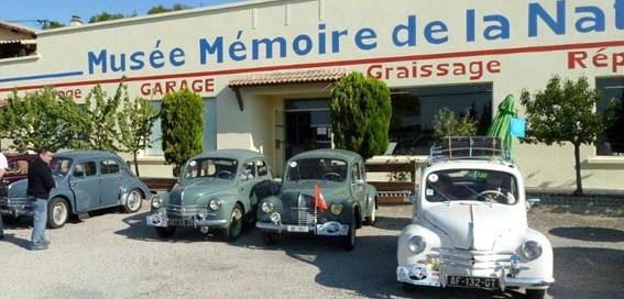 Image Musée Mémoire de la Nationale 7