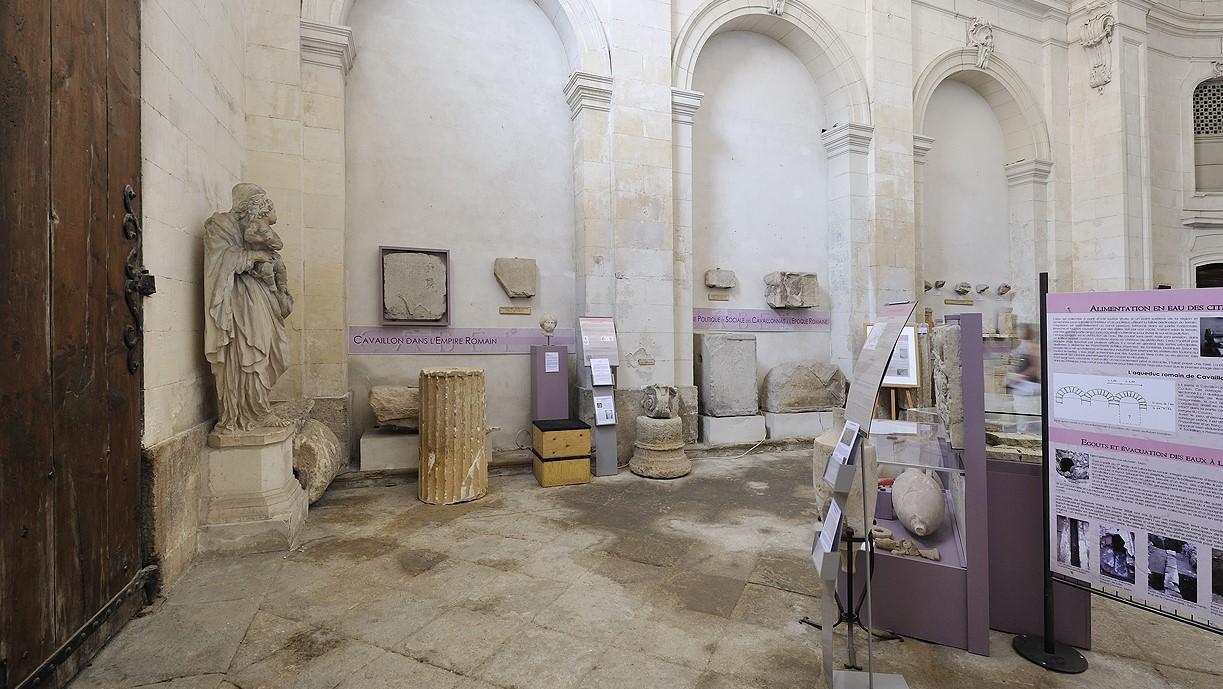 Image Musée Archéologique de l'Hôtel Dieu