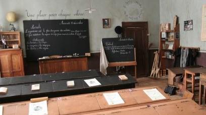 Image Musée de l'Ecole d'Autrefois