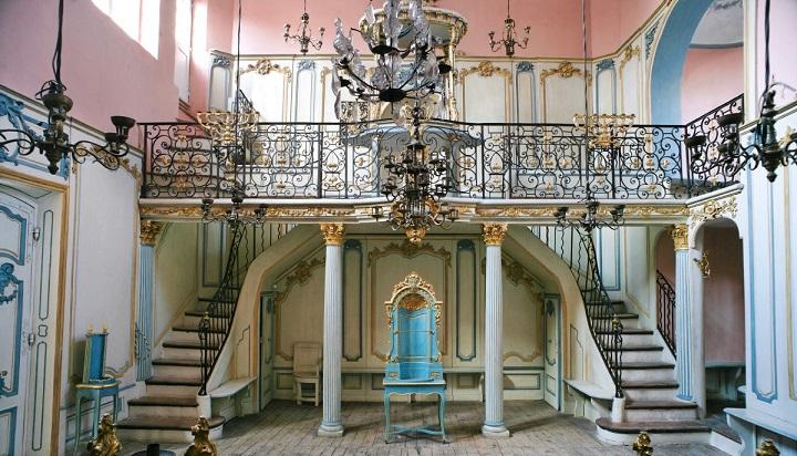 Image Synagogue et Musée Juif Comtadin