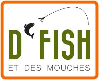 Image D Fish et des Mouches
