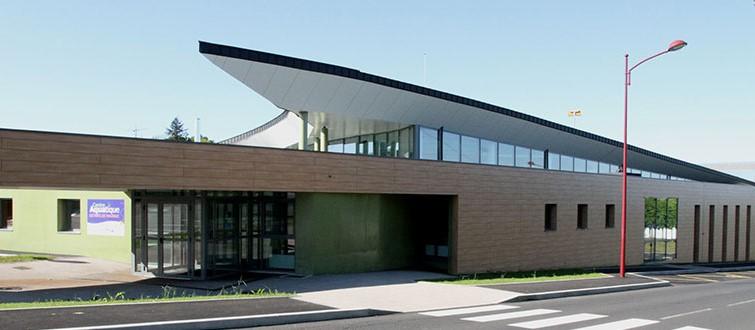 Image Centre Aquatique du Pays de Mauriac