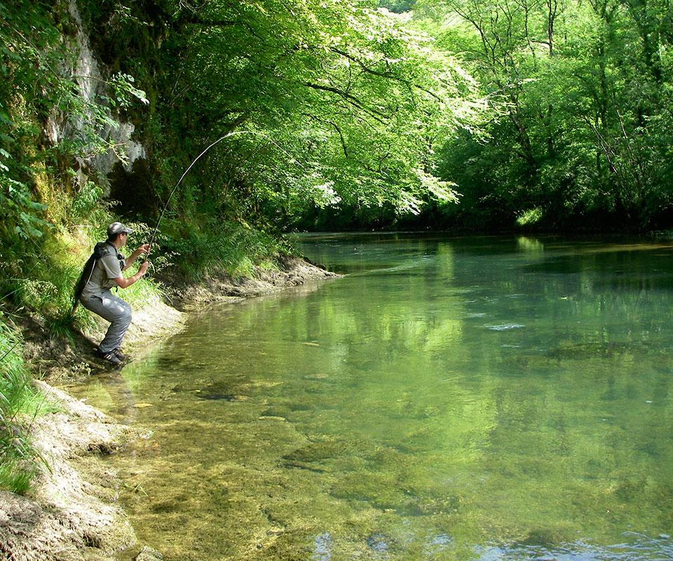 Image Matthieu fishing