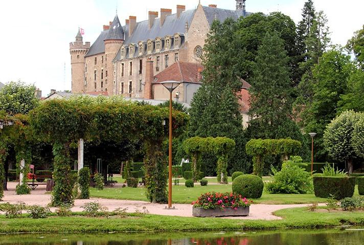 Image Jardin Public de Lapalisse