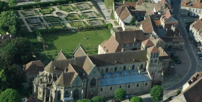 Image Jardin du Prieuré de Souvigny