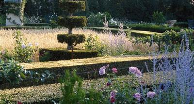 Image Parc et jardin potager du château de Lantilly