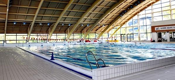 Image Stade nautique d'Auxerre
