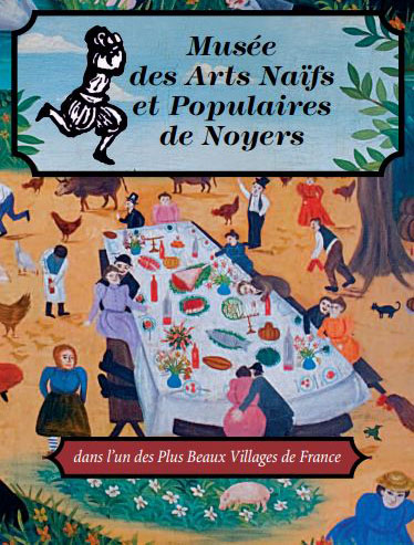 Image Musée des Arts Naïfs et Populaires de Noyers