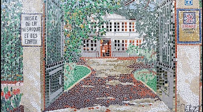 Image Musée de la mosaïque et des émaux de Briare