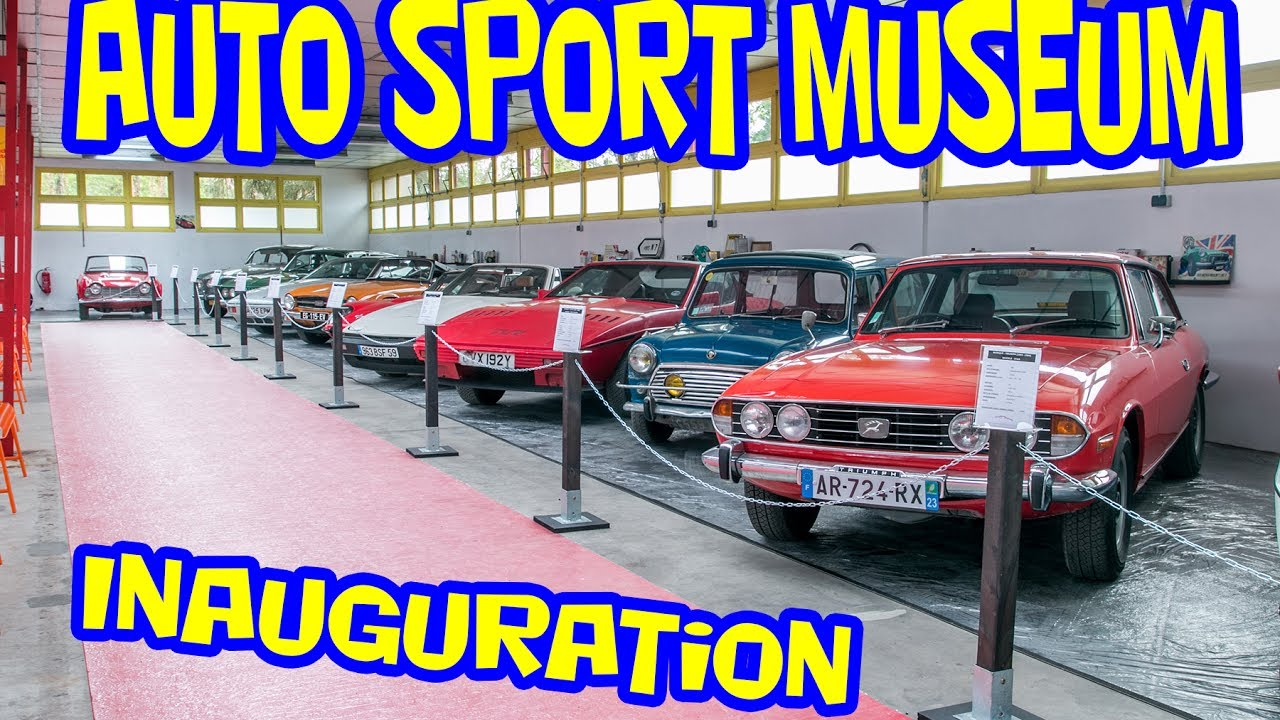 Image Auto Sport Muséum