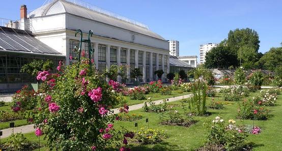 Image Le Jardin des Plantes d'Orléans
