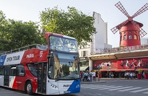 Image Open Tour Paris