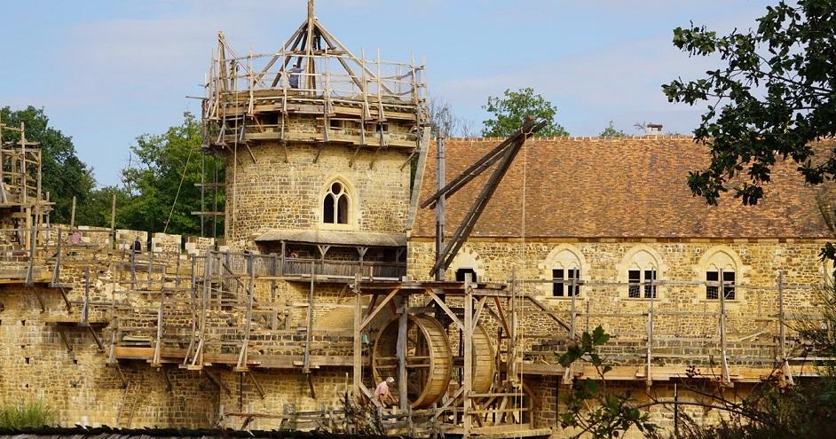 Image Château de Guedelon