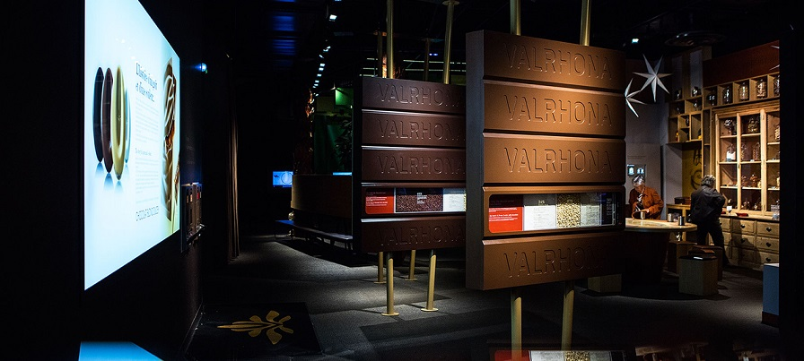 Image Cité du Chocolat Valrhona