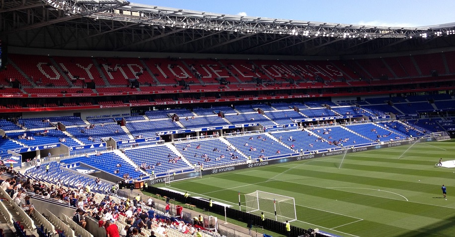 Image Visite Groupama Stadium de Lyon