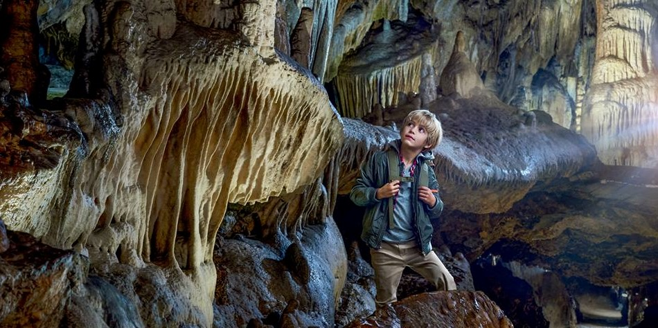 Image Domaine des grottes de Han