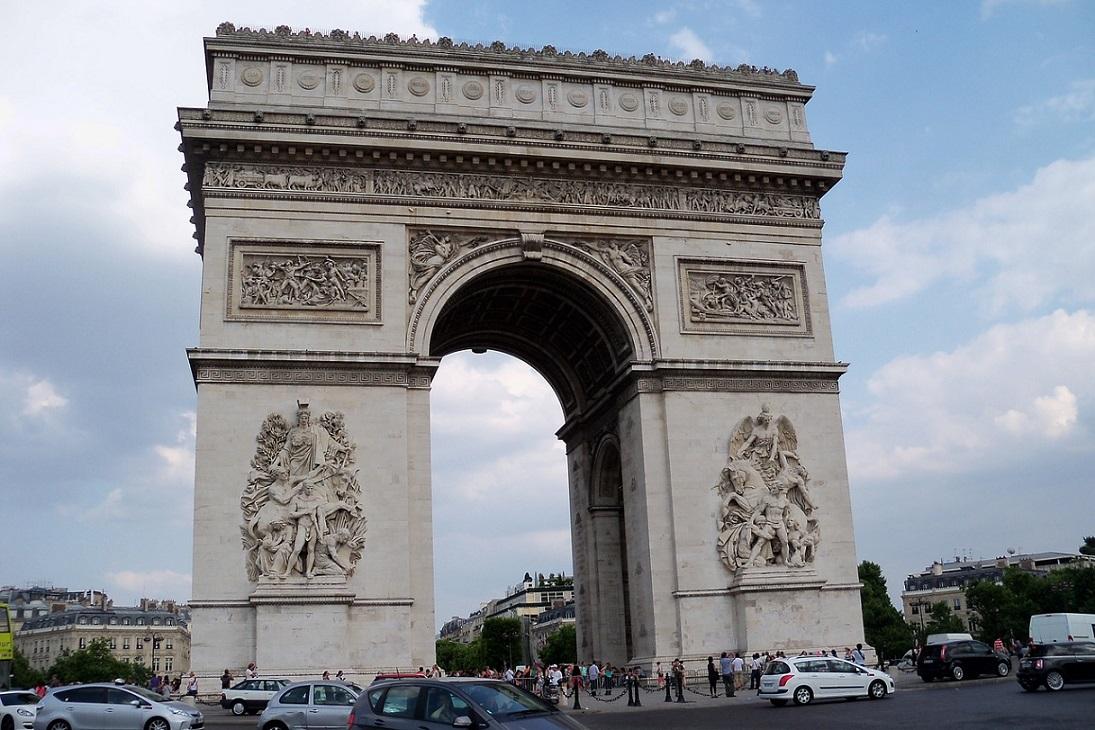 Image Arc de Triomphe