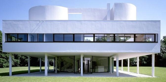 Image Villa Savoye