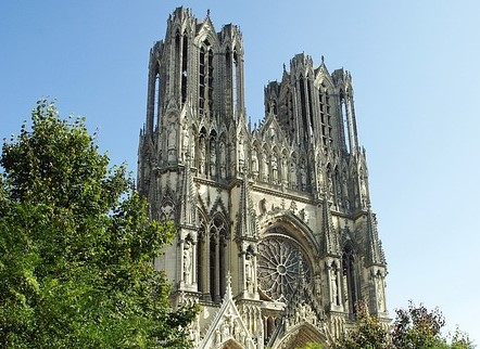 Image Tours de la cathédrale de Reims