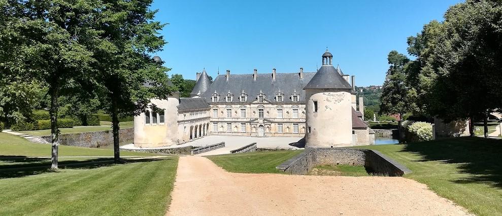 Image Château de Bussy-Rabutin
