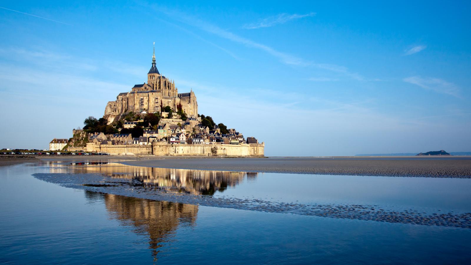 Image Abbaye du Mont-Saint-Michel