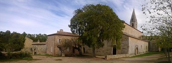Image Abbaye du Thoronet