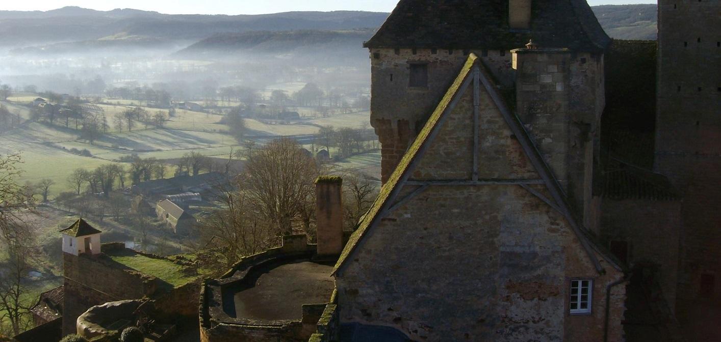 Image Château de Castelnau-Bretenoux