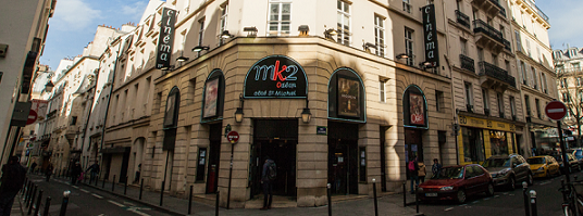 Image MK2 Odéon coté St Germain