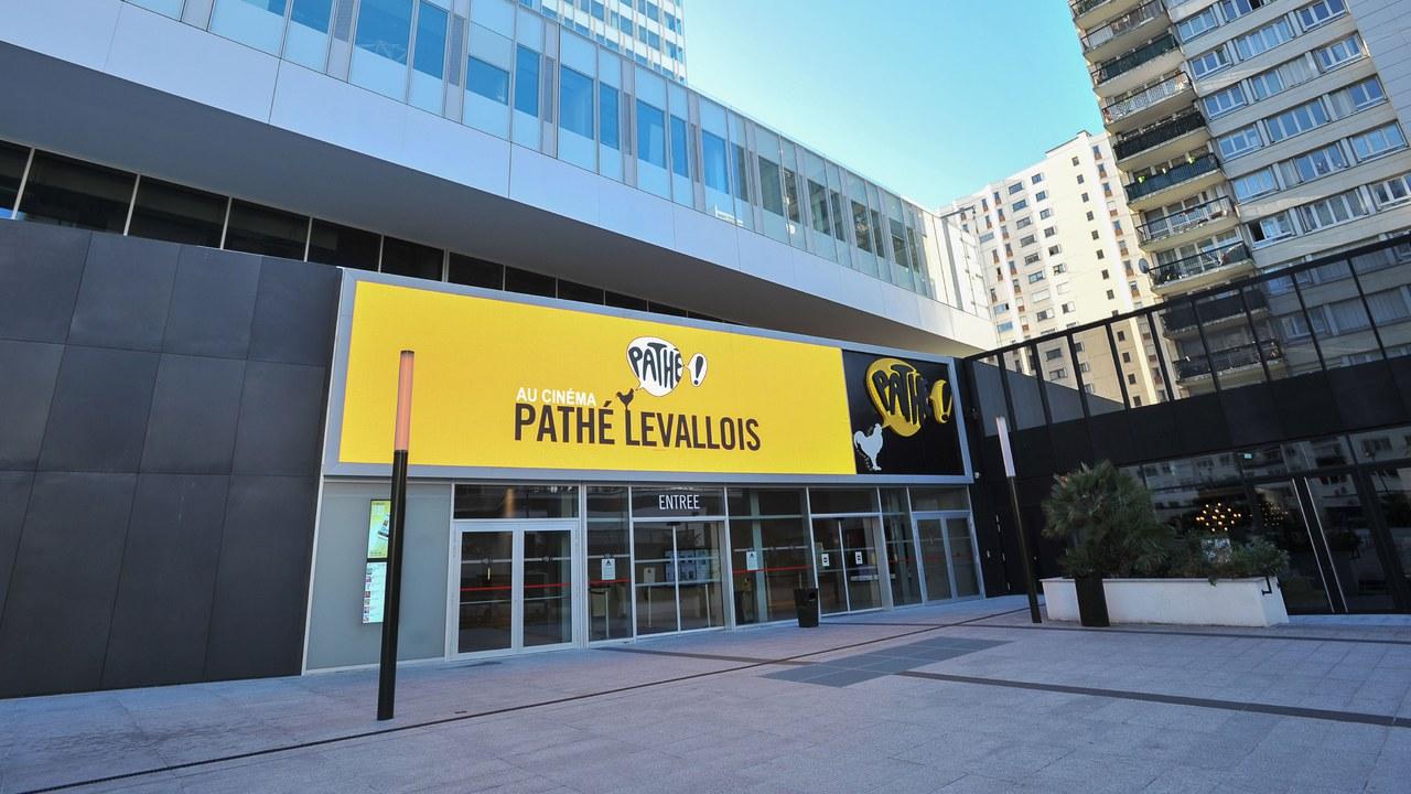Image Cinéma  Pathé - Levallois