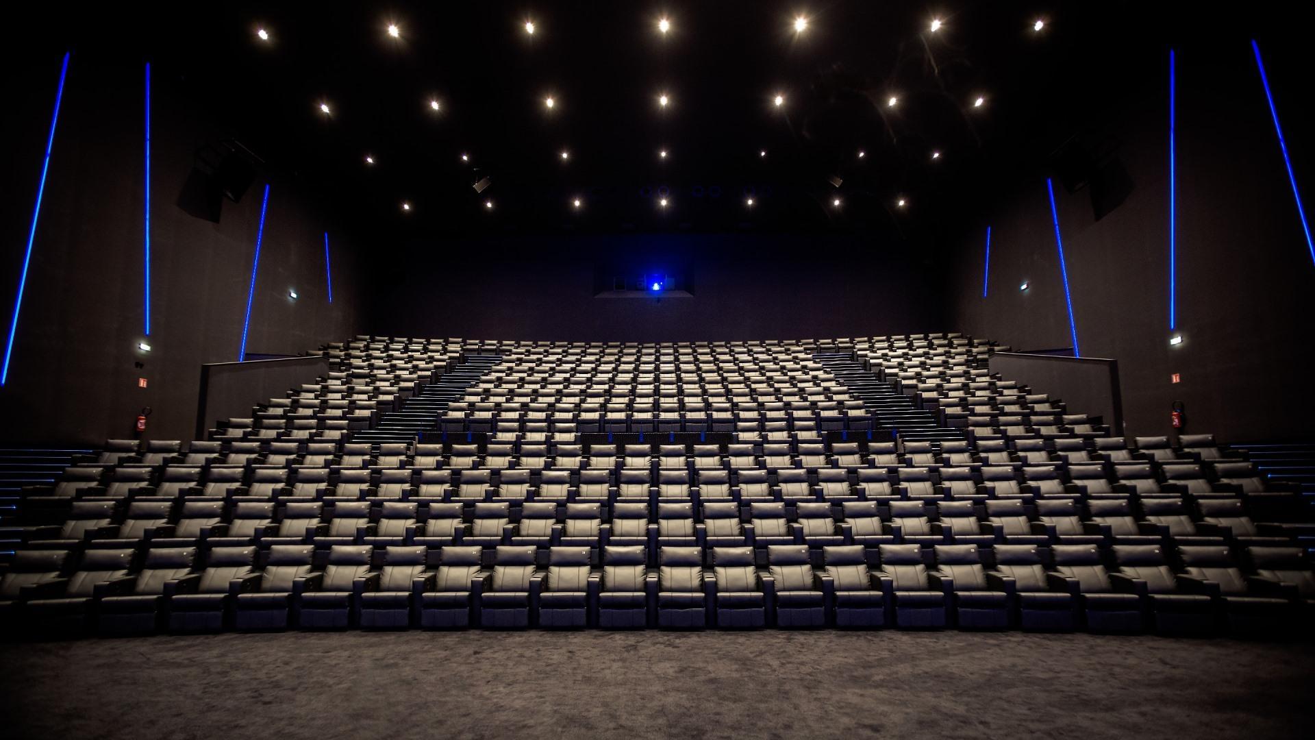 Image Cinéma Pathé - Plan de Campagne