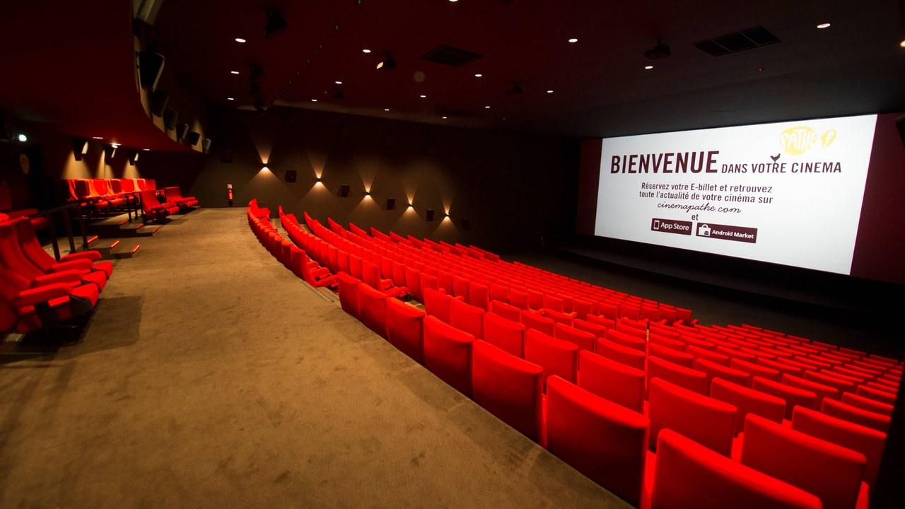 Image Cinéma Pathé - Les Rives de l'Orne