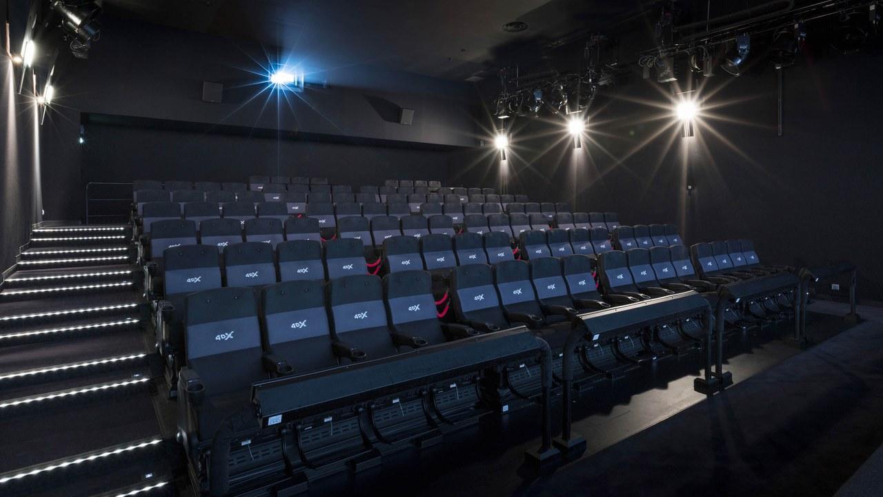 Image Cinéma Pathé - Atlantis
