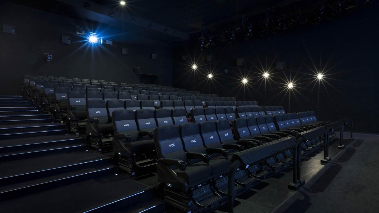 Image Cinéma Pathé - Montataire