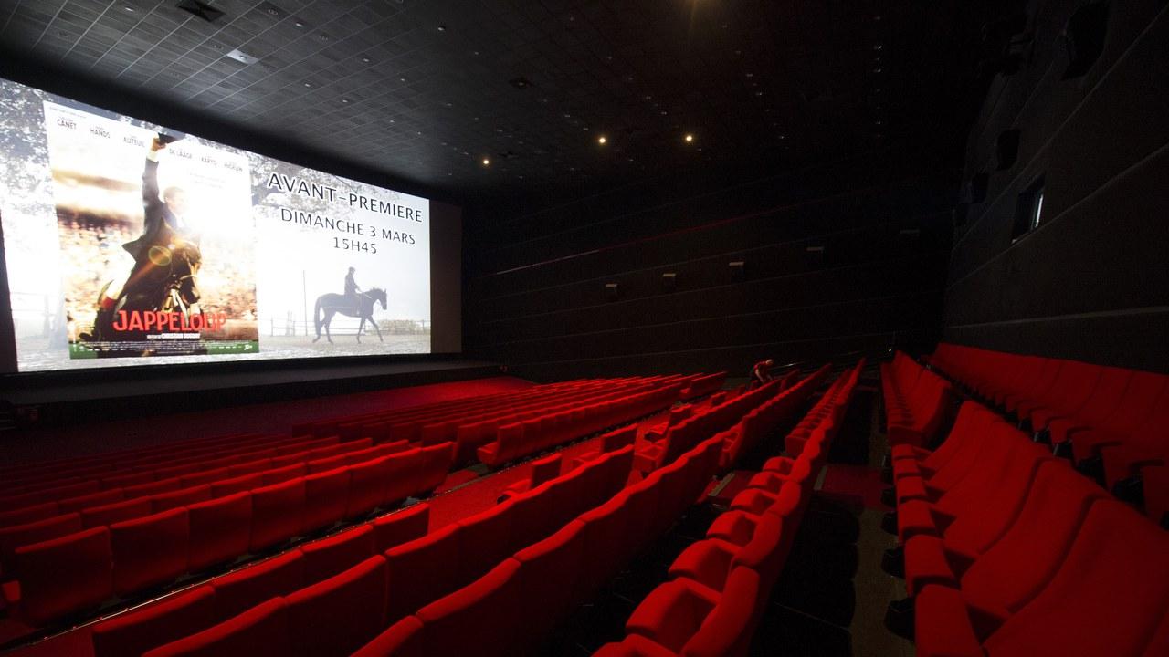 Image Cinéma Gaumont - Cité Europe