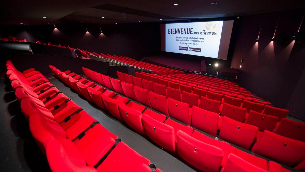 Image Cinéma Pathé - Chambéry