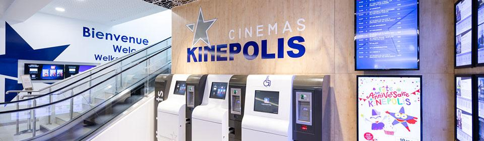 Image Cinéma Kinepolis - Rouen