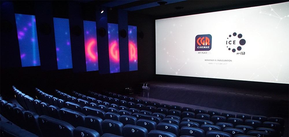Image Cinéma CGR - Sarcelles My Place