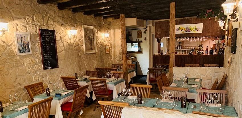 Image Le Lutin dans le Jardin - Restopolitan - Offre : Menu Gourmand du Lutin à 44€: Entrée + Plat + Dessert